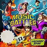 MUSIC BATTLER (初回限定盤 Type-A CD DVD)