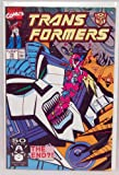 img - for Transformers 75 - On The Edge Of Extinction! - Jazz - Optimus Prime - Comic Book (1) book / textbook / text book