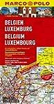 MARCO POLO Karte Belgien, Luxemburg 1...