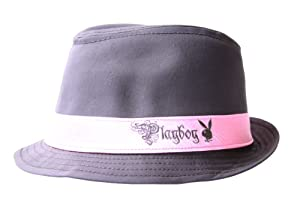 Playboy Fedora Hat