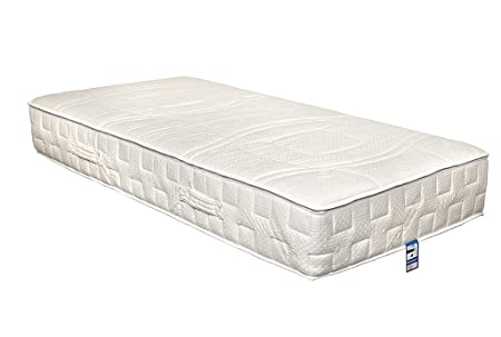 Yanis Vitalität 3000Latex Matratze, Textil, weiß, 90x200cm