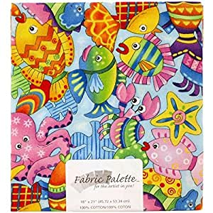 Buy Fabric Editions Novelty and Quilt Pre-Cut Fabric, 21 ...