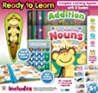Ready to Learn Learning System and 8 Interactive Learning Books