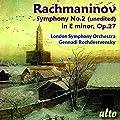 Rachmaninov: Symphony No. 2 In E Minor (Unedited)