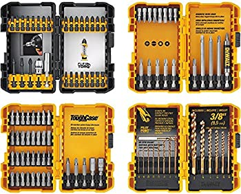 DEWALT Screwdriving and 100 Pc. Drilling Set
