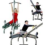ProFlex Stretch Machine (Color: Gray)