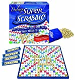Super Scrabble Deluxe Edition by Winning Moves [Toy]