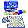 Super Scrabble Deluxe Edition by Winning Moves TOY