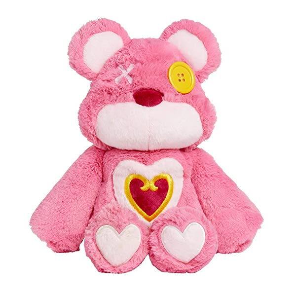 Limited Edition LOL Annie Sweetheart Tibbers Teddy Bear Valentines Day Plush
