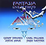 Asia - Fantasia Live In Tokyo Collectors Edition (CD+DVD) [Japan LTD Mini LP HQCD] IEZP-33 by Asia (2012-04-25?