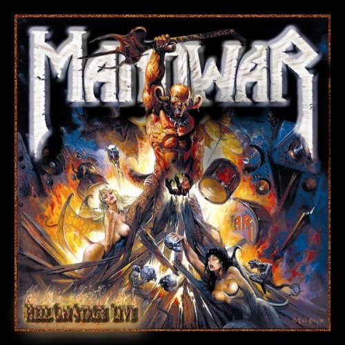 Hell on Stage: Live by Manowar