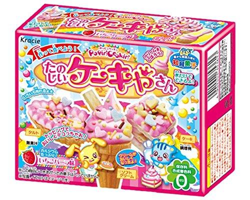 Kracie Popin' Cookin' DIY Gummy Ice Cream & Cake Kit (Ice Cream Cake Food compare prices)