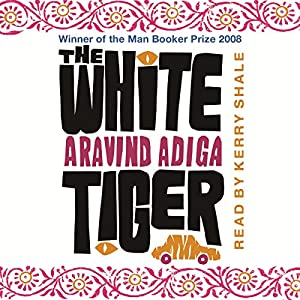 The White Tiger Audiobook
