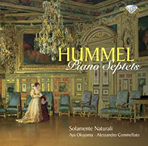 Hummel: Piano Septets 1 & 2