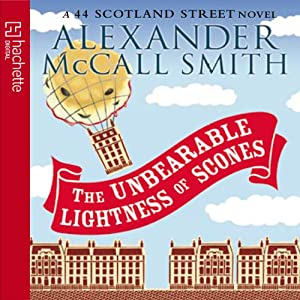 The Unbearable Lightness of Scones Audiobook