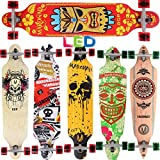 [Maronad.GCP]® Longboard Skateboard drop through Race...
