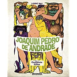 Joaquim Pedro De Andrade: Complete Films [Blu-ray]