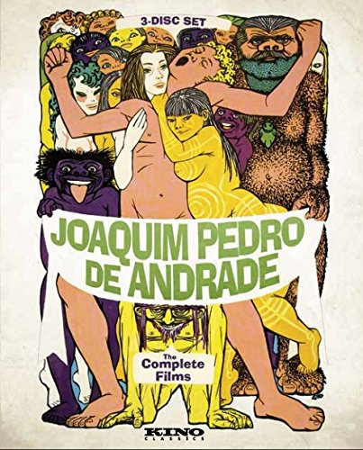 Blu-ray : Joaquim Pedro De Andrade: Complete Films (3 Pack, 3PC)