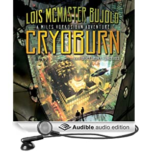 Cryoburn: A Miles Vorkosigan Adventure (Unabridged)