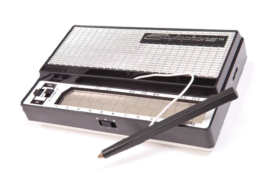 Amazon.com: Stylophone Retro Pocket Synth: Musical Instruments