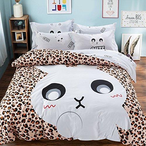 Girls Polka Dot Bedding