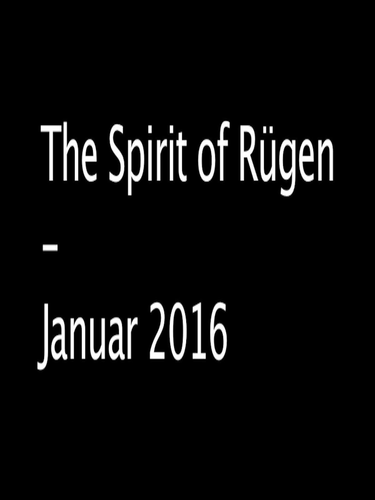 The Spirit of Rügen on Amazon Prime Instant Video UK