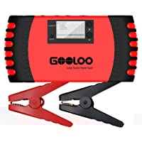 GOOLOO 800A 18000mAh Portable Car Jump Starter