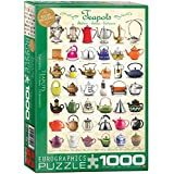 Eurographics Teapots Puzzle (1000-Piece)