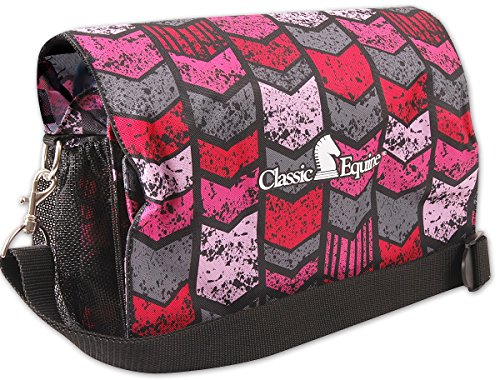 "CLASSIC EQUINE ★ DESIGNER SERIES NECESSITY TOTE ★ LOVE LETTERS ★ Size: 12"" x 5"" x 8"""