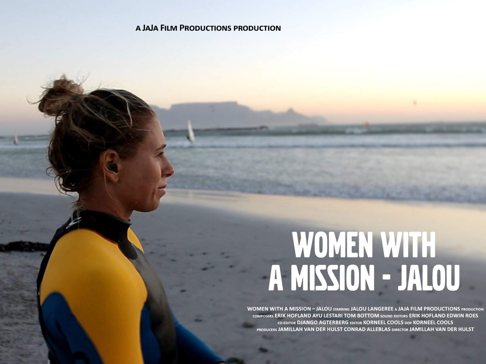 Women with a Mission - Jalou on Amazon Prime Instant Video UK