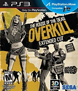 House of the Dead Overkill Extended Cut - PlayStation 3 Standard Edition
