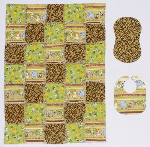 Cheetah Baby Bedding 18173 front