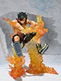 ONE PIECE ワンピース Figuarts Zero ポートガス・D・エース -Battle Ver.十字火- Special Color Edition