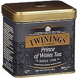 Twinings of London Prince of Wales Loose Tea Tin, 3.53 Ounce (Tamaño: 3.53 Ounce)