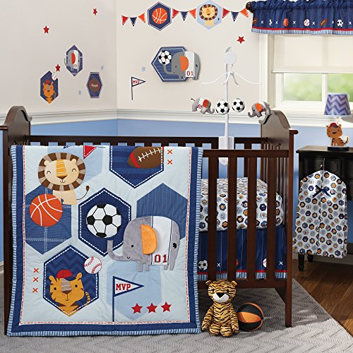 Bedtime Originals Baby League 3 Piece Bedding Set