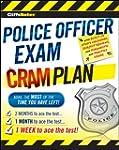 CliffsNotes Police Officer Exam Cram...