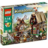 LEGO Kingdoms 7189: Mill Village Raid