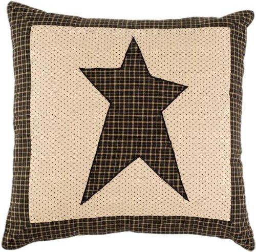 "Kettle Grove 16"" Star Decorative Pillow Sham front-747377"