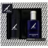 Blue Stratos by Blue Stratos Aftershave 50ml & Body Spray 150ml