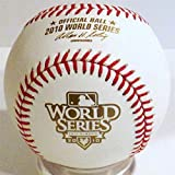 Rawlings 2010 Official World Series Game Baseball