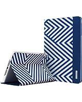 iPad Mini Housse, Coque iPad Mini, ESR Coque Etui Housse de protection Trés Fin et Leger avec Rabat Magnétique et Mise en Veille Automatique pour iPad Mini 1/2/3 (Blues électrique)