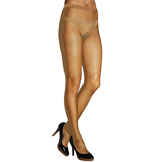 Berkshire Women's Trend Fishnet Non-Control Top Pantyhose Pack of 3