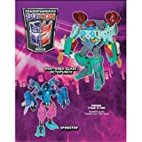 Octopunch and Spinister Shattered Glass Botcon Exclusive Action Figures