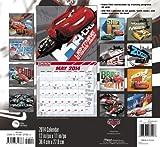 2014 Disney's Cars Wall Calendar