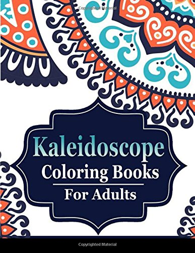 Kaleidoscope Coloring Books for Adults