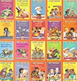 Allan Ahlberg Happy Families - Complete Set of 20 Books RRP £79.80 - Incl.: Master Bun, Miss Dose, Mrs Jolly, Mr and Mrs Hay, Mrs Plug, Mrs Lather's Laundry, Mrs Vole, Mr Tick, Miss Brick, Miss Jump, Mrs Wobble, Mr Cosmo, Mr Biff, Miss Dirt, Ms Cliff, e