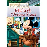 Disney Animation Collection 7: Mickey's Christmas Carol ~ Edward Brophy