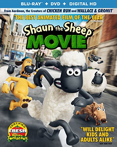 Blu-ray : Shaun the Sheep Movie (Blu-ray)