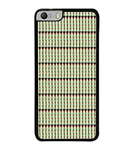 Colourful Pattern 2D Hard Polycarbonate Designer Back Case Cover for Micromax Canvas Knight 2 E471