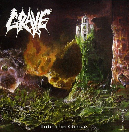 Into The Grave (Re-Issue + Rare Tracks)